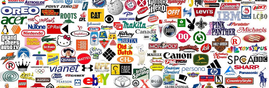 logos de diferentes marcas: